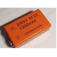 factory supply high temperature CR9v  lithium battery