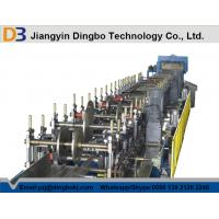 Buy cheap Automatic Punch Steel Sheet Forming Machine For Cable Ladder With Hydraulic Cutting from wholesalers