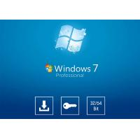 Buy cheap Desktop PC System Software Genuine Microsoft Update Windows 7 SP1 64 Bit Full System Builder OEM DVD 1 Pack from wholesalers
