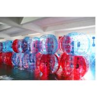 Buy cheap High Airtight Giant Inflatable Bumper Ball , Colorful Adult Bumper Ball For Playgound from wholesalers