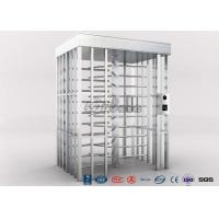 Buy cheap Single Channel Full High Turnstile / High Security Turnstile with 304 Stainless Steel Housing from wholesalers