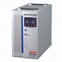 Buy cheap 3 to 20kVA Automatic Voltage Regulator (AVR) with Microprocessor DSP Control & Overload Protection from wholesalers
