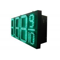 Buy cheap Hitechled high brightness 36 Pixel Cluster LED Gas Price Sign,Senal LED para el precio del combustible from wholesalers