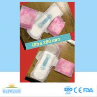 Buy cheap B Grade Ladies Sanitary Napkins , Breathable Sanitary Towel For Heavy Periods product