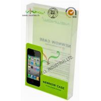 Telephone Transparent PVC Plastic Packaging Boxes Fashion Spot UV Coating