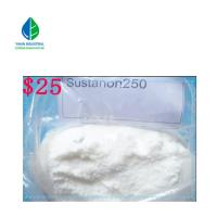 Buy cheap White Powder Testosterone Anabolic Steroid Hormones Test Sustanon 250 For Muscle Building from wholesalers