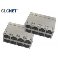 Buy cheap GLGNET 8 Ports 10Gbase-T Rj45 Magnetics Connector from wholesalers