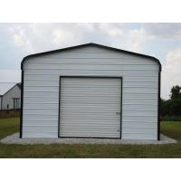 Buy cheap Economic fast installed customization cheap light steel structure garage/carport from wholesalers