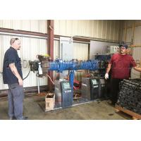 Buy cheap Single Screw Cold Feed Extruder Rubber Profile Extruding Machine Customized Voltage from wholesalers