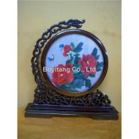 Buy cheap Chinese silk embroidery product