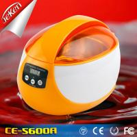 Buy cheap 50W High Quality Ultrasonic Clock Cleaning Machine 0.75l (Jeken CE-5600A,CE,RoHS) from wholesalers