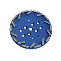 Buy cheap Professional Diamond Grinding Disc 7 Big Diamond Grinding Wheel For Concrete Floor from wholesalers