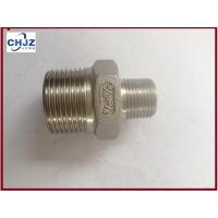 Buy cheap stainless steel 304  hex nipple from wholesalers