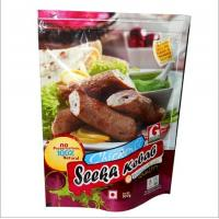 Buy cheap Excellent Heat Seal Frozen Food Packaging Bags For Meat , Dumplings from wholesalers