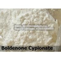 Buy cheap ISO 9001 Bold Cyp Boldenone Steroids Body building CAS 106505-90-2 product