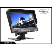 Buy cheap Black Bus Monitoring System 16:9 Screen Type With Remote Control And OSD Menu product