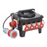 Waterproof Portable Distribution Box With Plug Socket 370 * 340 * 330mm Size
