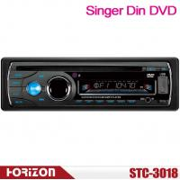 Buy cheap STC-3018 Single Din Car DVD Player Support CD, USB, SD MMC Card 4CH*25W(7388 IC) from wholesalers