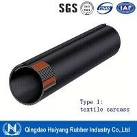 Buy cheap Textile carcass Rubber pipe Conveyor Belting product