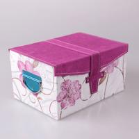 Buy cheap Custom High Quality Luxury Post Box Shaped Gift Box Storage Box from wholesalers
