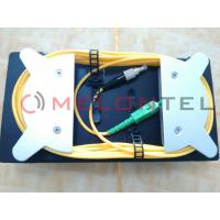 Buy cheap Single Mode 9 / 125um OTDR Launch Cable Box Test Extension Line Yellow Color from wholesalers