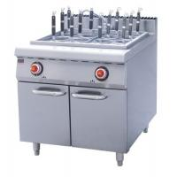 Buy cheap Silver 15L Electric Pasta Cooker With Cabinet ZH-RM-12 , LPG Gas For Restaurant from wholesalers