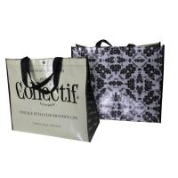 Buy cheap Nonwoven Reusable Carrier Bags Matt Coated / reusable shopping bag from wholesalers