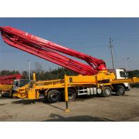 Buy cheap HOT sales!!! Putzmeister  Concrete Pump Truck 42m with Volvo Chassis from wholesalers