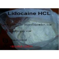 Buy cheap Anti Paining Injection Anaesthetics Pain Reliever drug USP Lidocaine HCl from wholesalers