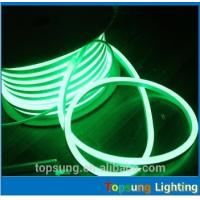 Buy cheap 164' 50m 24V spool micro 8*16mm green neon led lighting & signs wholesale from wholesalers