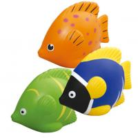 Buy cheap New promotion gift creative product Tropical Fish Relief Stress Ball customed logo from wholesalers
