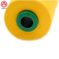 China 40S/2 5000 yarns High Tenacity  Dyed 100% Polyester Sewing Thread on sale