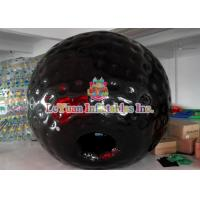 Buy cheap 0.9 mm PVC Outdoor Customized Playground Bubble Zorb Ball Inflatable Rolling Ball from wholesalers