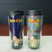 Buy cheap Plastic Double Wall Tumbler Cup Personalised Childrens Mugs SGS from wholesalers
