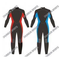 Buy cheap 5mm neoprene mens fullsuit back zip diving wetsuit from wholesalers