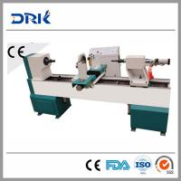 Buy cheap high quality cnc wood lathe machines for sale - double axis, double blades from wholesalers