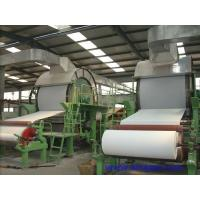 Buy cheap 2400mm Toilet Paper Making Machine from wholesalers