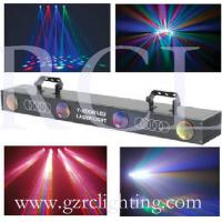 Buy cheap Stage Lighting / LED Four Head Laser Light / LED Laser Wars from wholesalers
