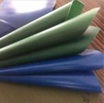 Buy cheap 100% Polyester 610g Vinyl Coated PVC Tarpaulin Fabric Super Heavy Duty 18oz from wholesalers