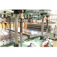 Buy cheap PC / PP / PE Hollow Sheet / Grid Production Line, Strapping Band Machine from wholesalers