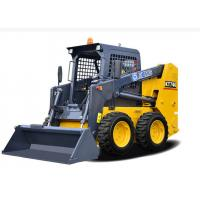 Buy cheap Mini All wheel drive XCMG power rent skid steer loader XT740 skid steering for Sale from wholesalers