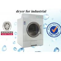 Buy cheap 35kg Industrial Drying Machine With Steam / Electric / Gas Clothes Dryer from wholesalers