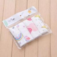 Buy cheap Soft Pure Cotton Handkerchiefs Anti Bacterial Muslin Bamboo Easy Wash / Dry from wholesalers