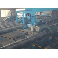 Buy cheap ASTM A252 ERW Sawh Steel Pipe , Spiral Welded Tube With Iron Protector from wholesalers