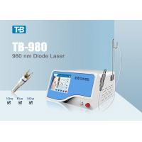 Buy cheap 20W 980 nm Diode Laser Spider Vein Removal Machine For Hospital from wholesalers