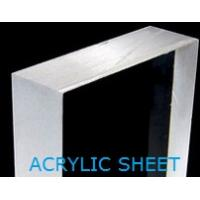 Buy cheap Acrylic sheet, also known as PMMA sheet, Plexiglas or Organic glass sheet from wholesalers