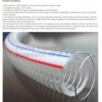 Buy cheap manufacture transparent pvc steel wire spiral reinforced water hose,coveying water, oil and powder in the factories, agr from wholesalers