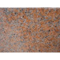 Buy cheap Maple Red Granite,Red Granite Stair,Granite Small Slab,Granite Tile, Paving,Cubes from wholesalers