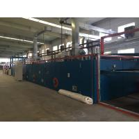 China Non Woven Machinery / Textile Stenter Machine Horizontal Roller Chain Transmission on sale