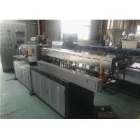 Buy cheap Laboratory Twin Screw Extruder / Dual Screw Extruder Intelligent Digital Filtering from wholesalers